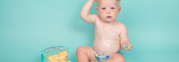 Cake Smash Photographer West Yorkshire