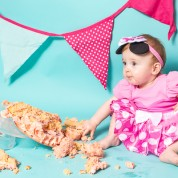 cake smash photography bradford, Halifax, Leeds