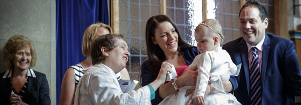 Christening Photography West Yorkshire