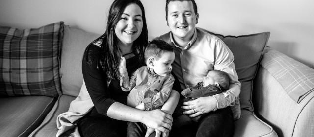 Newborn Photographer Bradford – Lifestyle Photography