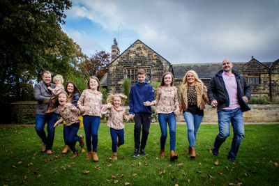 Family Photography West Yorkshire – Oakwell Hall