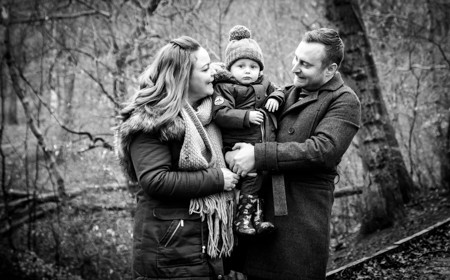 Family Photography West Yorkshire | Reuben + Family