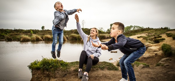 Family Photography Halifax | Norland Moor