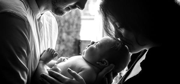 Newborn Lifestyle Photography | Leeds
